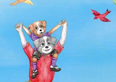 Children's Book: I Smile For Grandpa