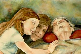 Artworks on Dementia