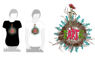 Original T-shirt Illustration